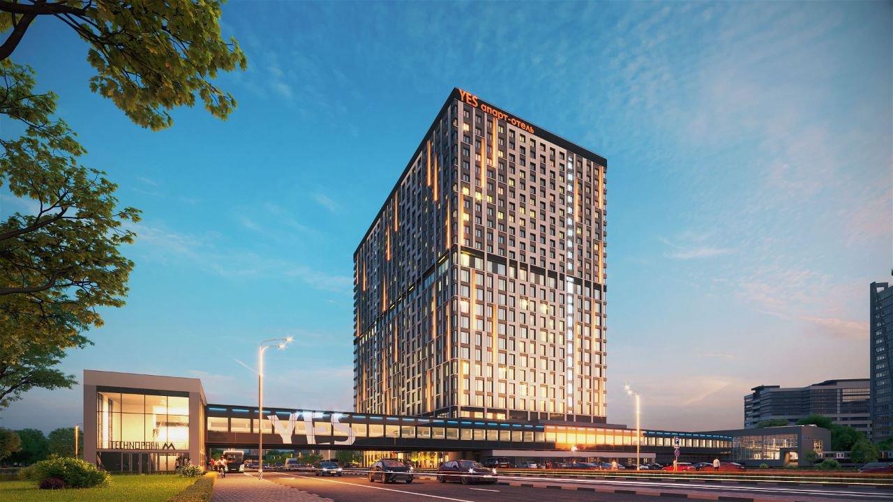 Ремонт в ЖК «Апарт-отель YE'S Технопарк»