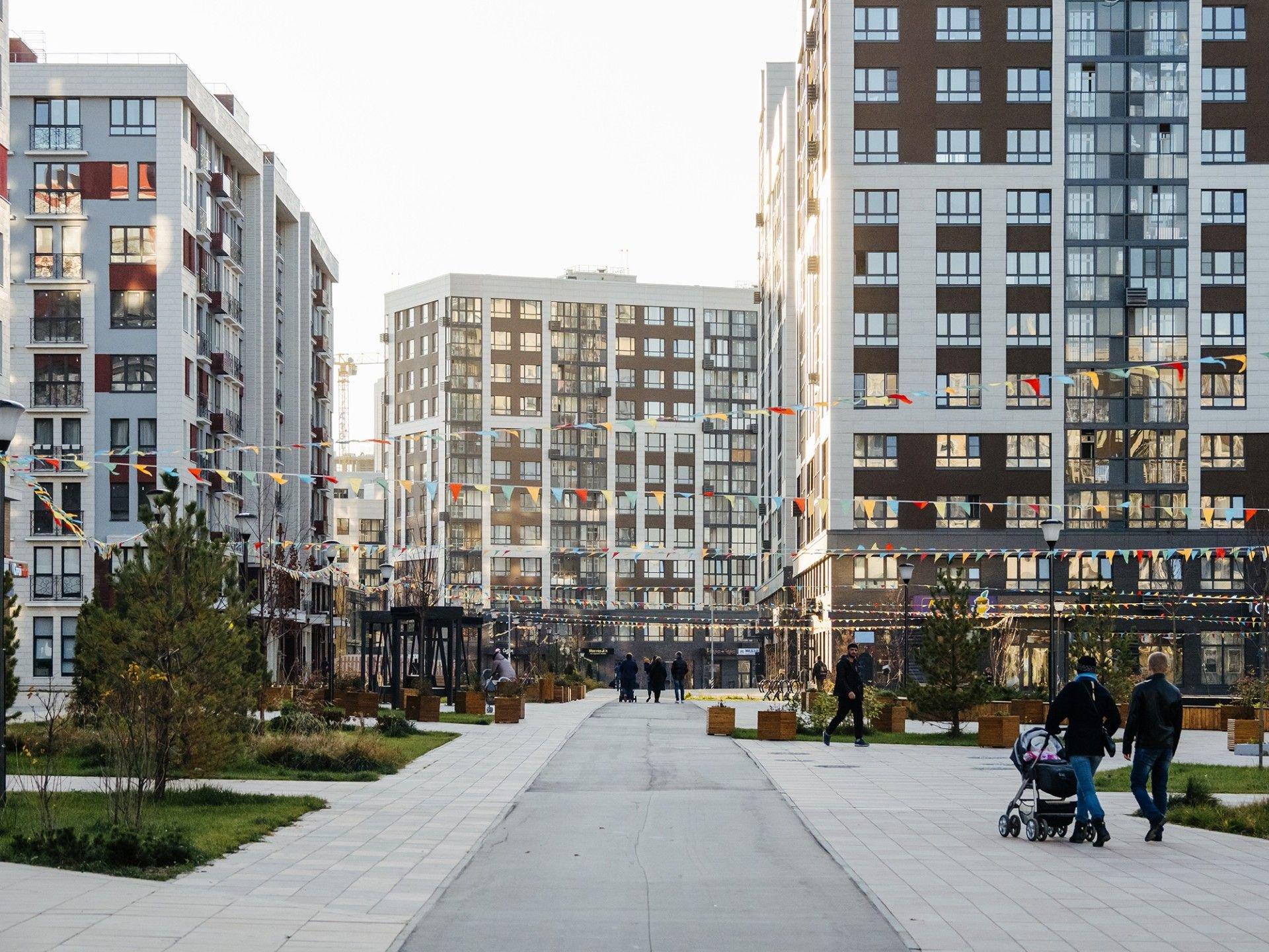 Ремонт в ЖК «Испанские кварталы»