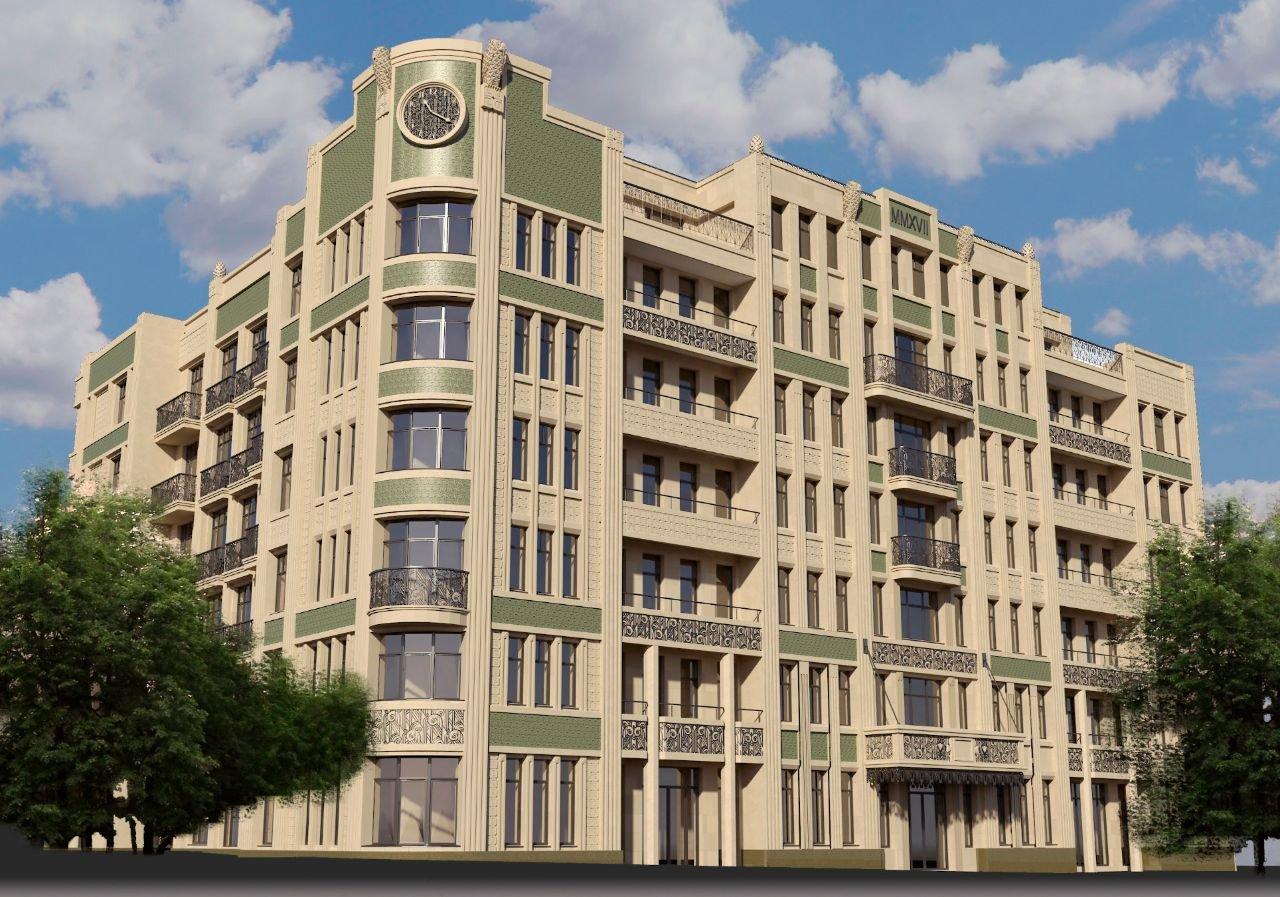 Ремонт в ЖК «Резиденция на Покровском бульваре»