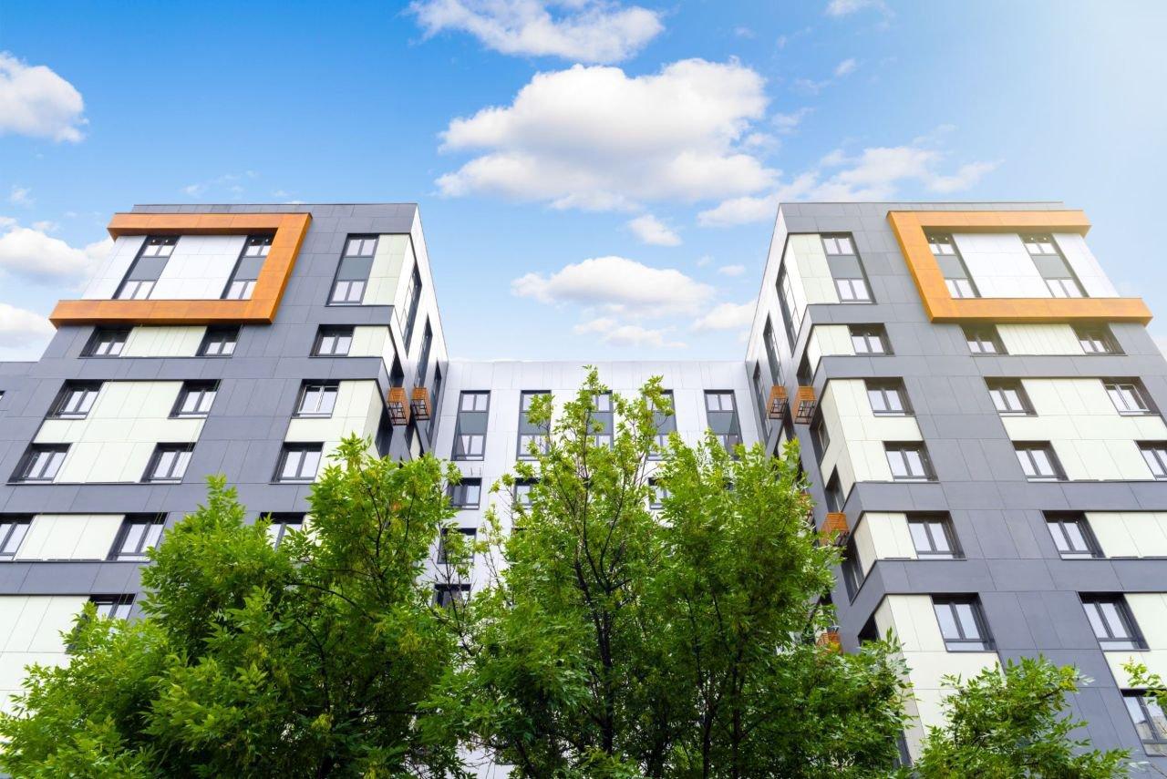 Ремонт в ЖК «Комплекс апартаментов Отражение»
