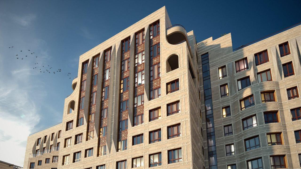 Ремонт в ЖК «Резиденции Замоскворечье»