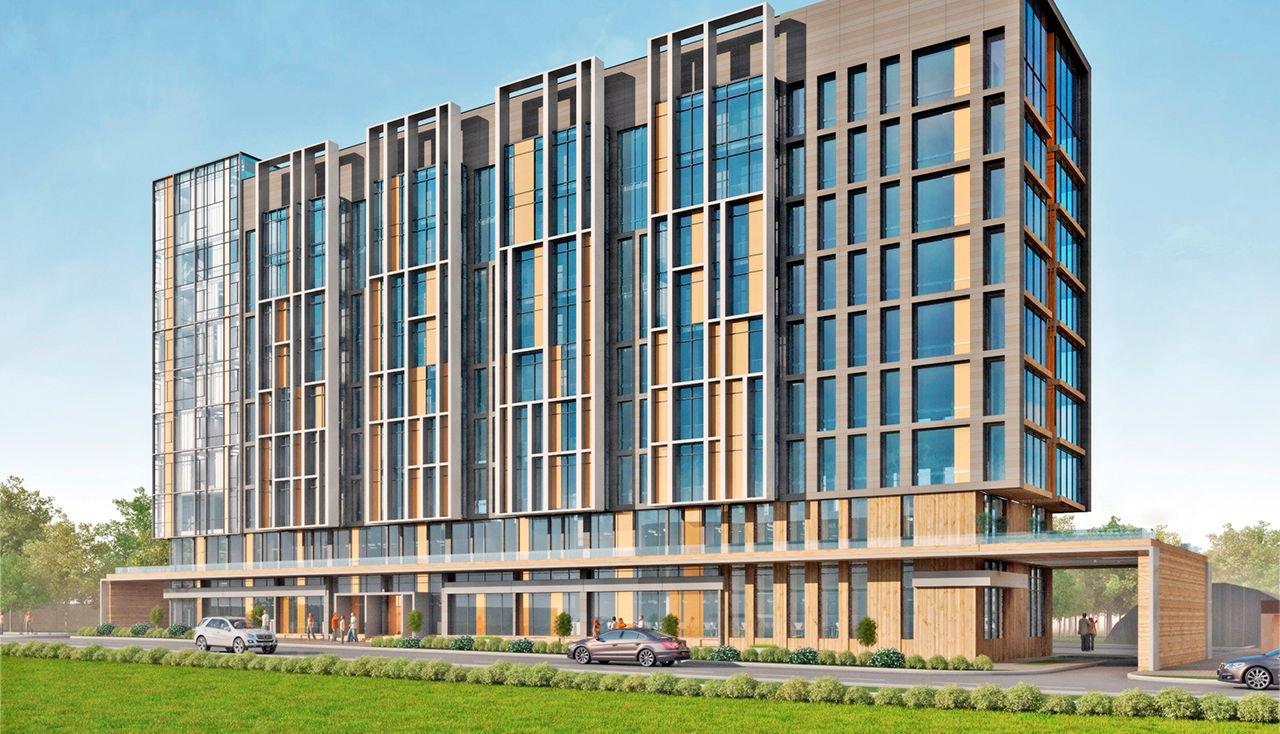 Ремонт в ЖК «Янтарь Apartments (Янтарь Апартментс)»